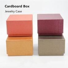 Высококачественный картон коробки для хранения часов новые мужские механические часы коробка для демонстрации подарочный футляр для украшений можно настроить логотип