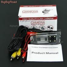 BigBigRoad For Jeep Liberty Compass Grand Cherokee Car Rear View Reverse Backup Camera HD CCD Night Vision parking camera