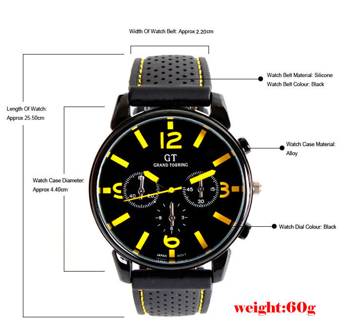 Image result for gt grand touring watch