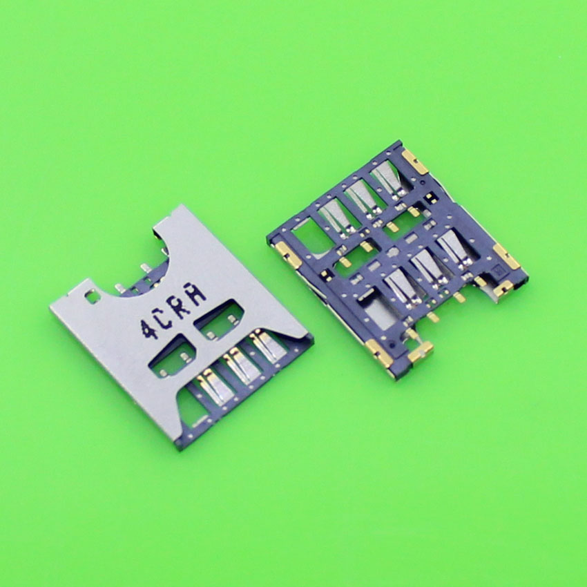 ChengHaoRan 1piece New mobile phone sim card reader holder slot socket replacement module for Acer S1 S510.KA-020 ...