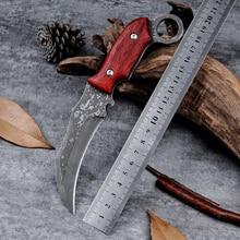 Karambit Knife D2 Cold Steel Survival Tactical New Arrivel Camping Hunting Knife Facas Taticas Navajas Cuchillos Utility Tools