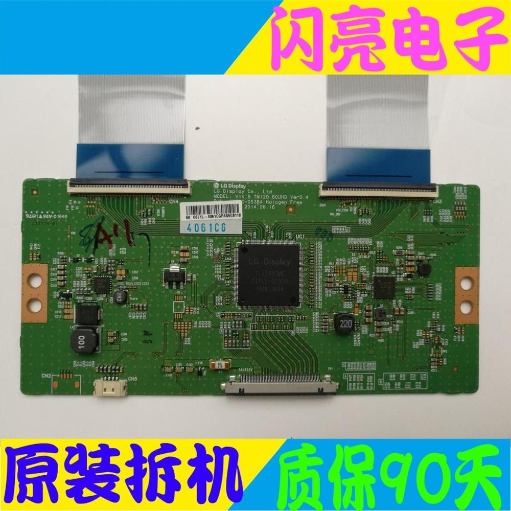 Punctual Main Board Power Board Circuit Constant Current Board Led 60k380u Logic Board 6870c-0538a Screen He600hu-b21 Consumer Electronics Accessories & Parts