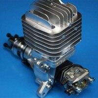 DLE55 55cc RC модель бензина плоскости Двигатели для автомобиля 5.5hp Двигатели для автомобиля для газовых модель самолета