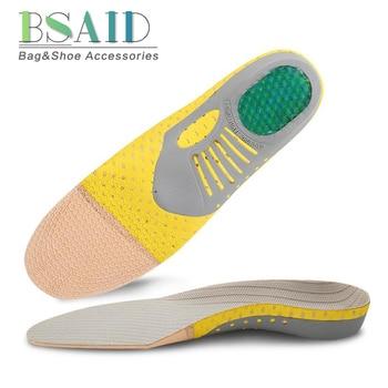Para Bsaid Plantillas Mujer Deporte Malla De Hombres Zapatillas Zapatos Arco Ortopédicos Los Transpirable Soporte 8wkX0NOZnP