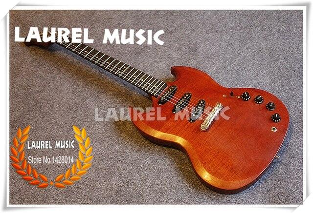 Top Verkauf SG E gitarre Drei Pickups Firebird Gitarre Kopf Als Bild ...