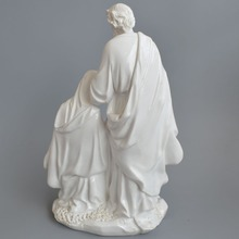 Christian Gifts Holy Family With Angel Statue