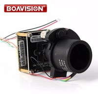 4MP 3MP IP Camera Module HD 1080P 1 3 SONY CMOS With 4X Zoom Auto