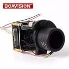 """4MP/3MP IP Camera Module HD 1080P 1/3"""" SONY CMOS With 4X Zoom Auto Iris Motorized 2.8-12mm Lens Support Onvif CMS P2P View"""