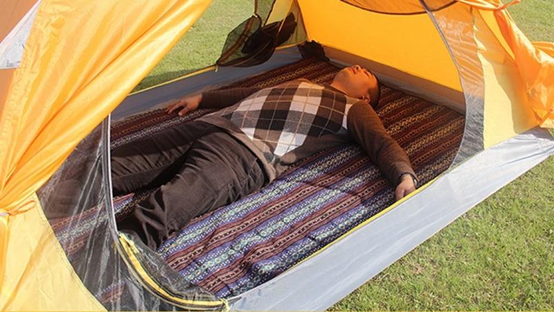 Piquenique Esteira de Acampamento Ao Ar Livre