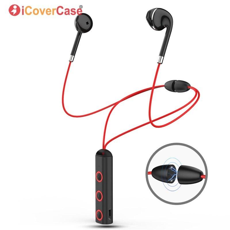 Écouteurs Bluetooth Pour ZTE Nubia Z11 mini S Z981 A2 PLUS V8 M2 LITE Z17 Lame A6 X3 GF3 T320 X7 D6 Z10 Sport Écouteur Casque