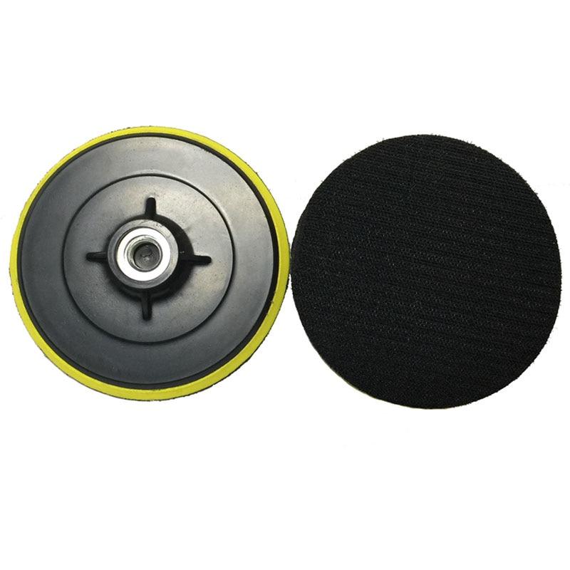 RIJILEI Disco de pulido de disco autoadhesivo de 5 pulgadas - Accesorios para herramientas eléctricas - foto 2