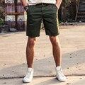 Vogue Anmi. Новый 2017 Лето Шорты Мужчины Мода Повседневная Грузовой Стиль Хлопок Шорты Slim Fit Пляж Мужские Шорты 8 цвета