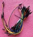 65 шт. = 1 компл. Перейти жильный кабель мужчинами перемычку для макет 65 Перейти Провода - фото