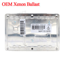 New D1S D2S Xenon HID Ballast Igniter OEM VAL LAD5GL 4Pin 12V HID Headlamp Ballast For Audi A4 S4 Volvo S80 S60 XC90 V70 XC70