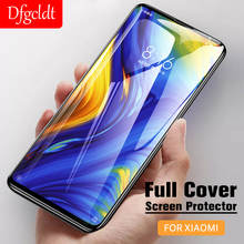 Full Cover Screen Protector for Xiaomi Mix 2 2S 3 Xiaomi 8 SE MAX 2 3 MI A2 Lite Pocophone F1 9H Tempered Glass Protective Glass защитное стекло mobius для xiaomi mi max 3 3d full cover white