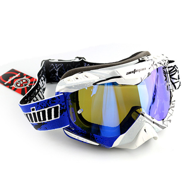 ec9ae4f6514 100% Lunettes Motocross Glasses Moto Men Women Motorcycle Goggles Helmet  Glasses Off-Road Dirt
