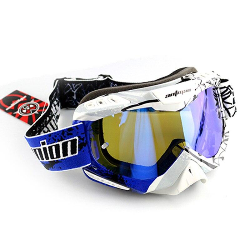 100% Lunettes Motocross Glasses Moto Men Women Motorcycle Goggles Helmet Glasses Off-Road Dirt Bike ATV MX BMX DH MTB Eyewear