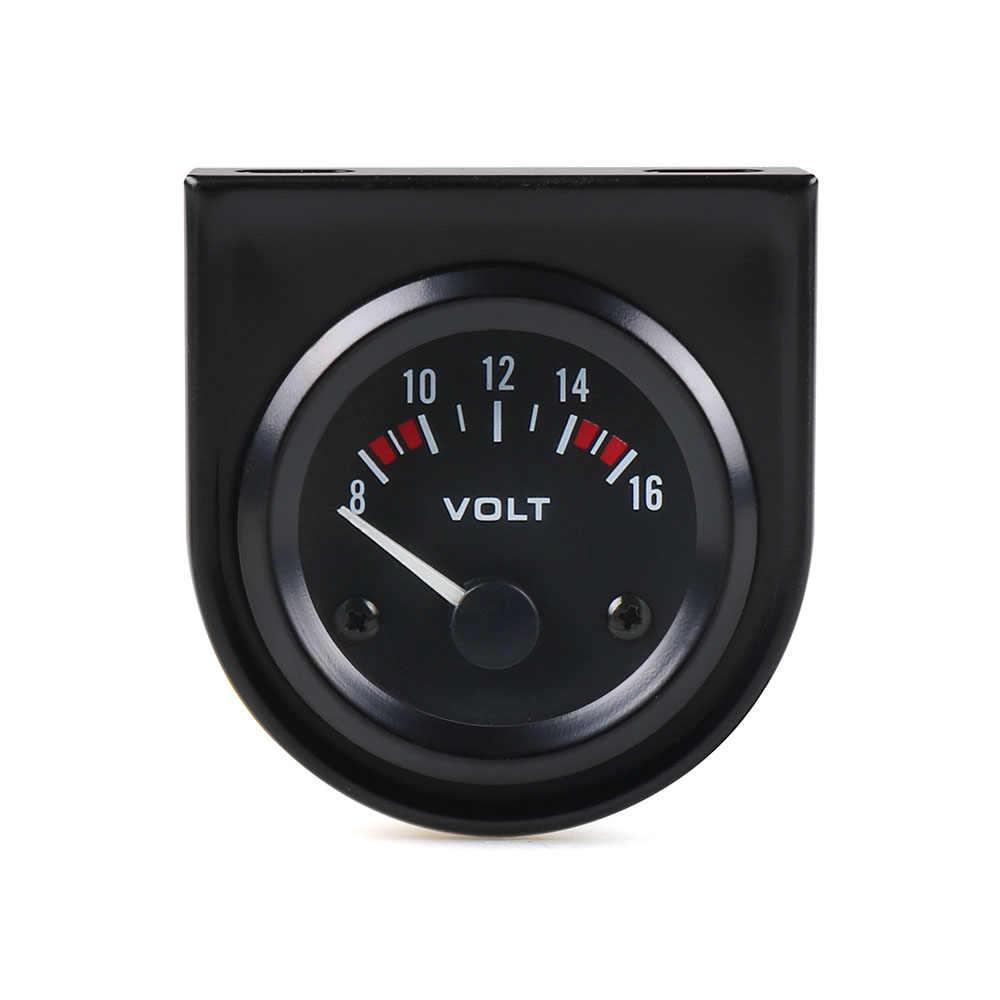 2 inch 52mm Car Ammeter Voltmeter 60-0-60A AMP Gauge Volt Meter for Modificaton Qii lu Car Ammeter