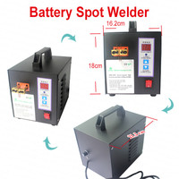 110V Battery Spot Welding Machine Factory Direct Sale Battery Tab Welding Machine For Sale Suppliers & Manufacture In China