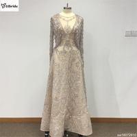 Преодолеть индивидуальные роскошные две части Woment вечернее платье телесного цвета розовый цвет с куртки широкий талией для матери невесты