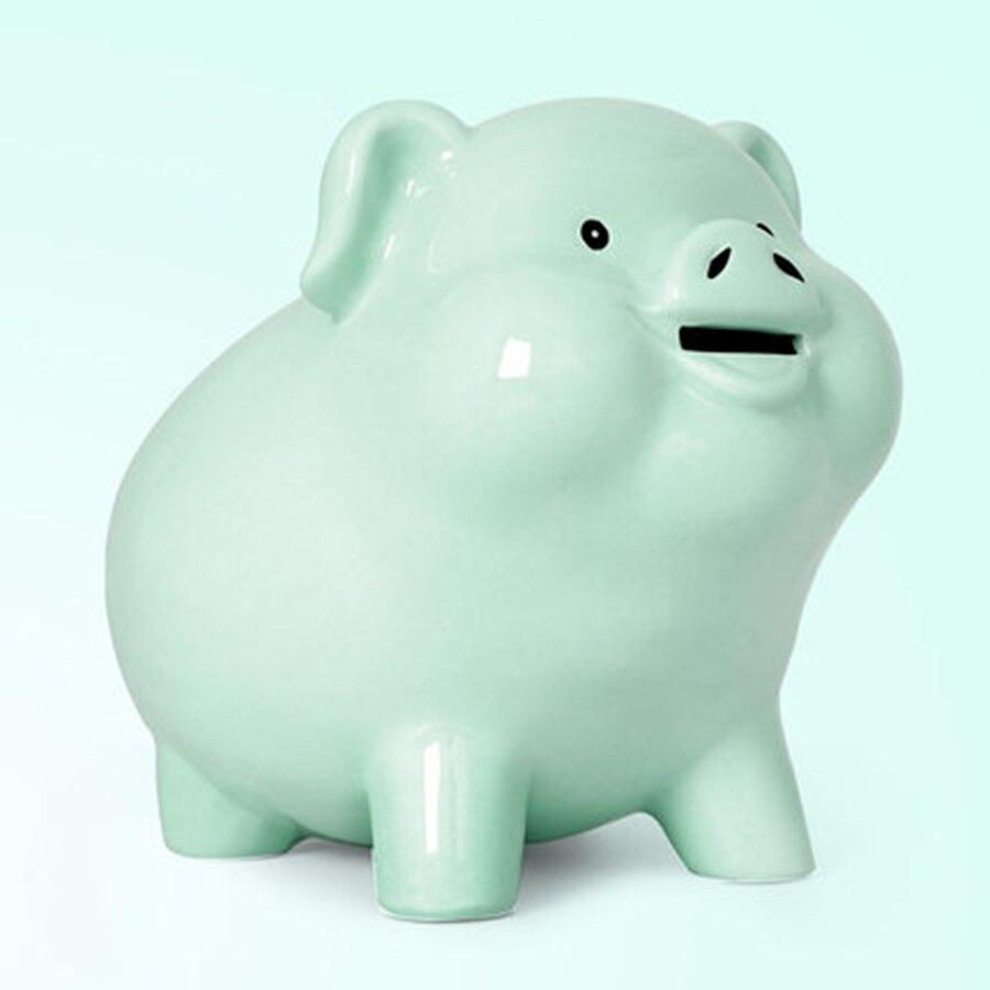 Ceramic Piggy Pig Bank