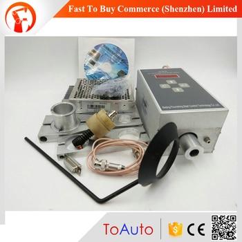 Автоматы для Дуговой и крышка напряжение плазменный факел высотой контроллер для Плазменной резки резак ТГК SH-HC30