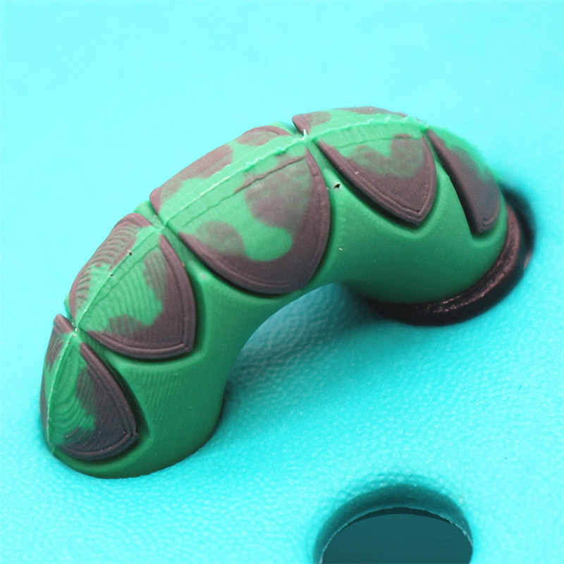 3 uds un set de calzado decoración novedad lindo PVC Animal de 3D serpiente de jardín accesorios de zapatos de cocodrilo encanto adornos para el regalo de los niños de 3D-JM03