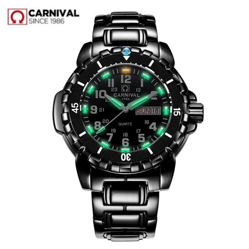 T25 trítio luminosa à prova d' água 200 M homens relógio de mergulho militar dos homens do esporte de quartzo relógios top relógio de luxo suíça Ronda branda