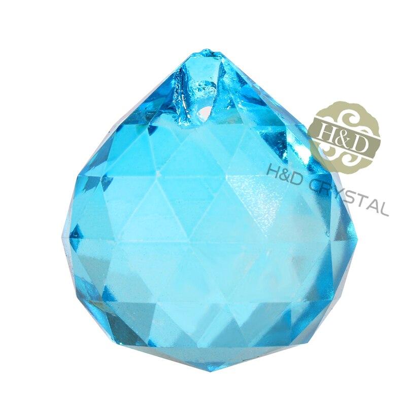 Blau Hängenden Kristalle Werbeaktion-Shop für Werbeaktion ...