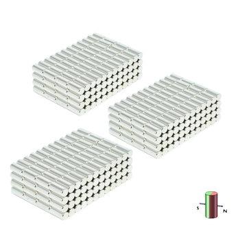 Diametrically 3x6 Strong Neodymium Magnet DIY 3D Printed Catan Board Connector Center-less Grinding 3500GS  600pcs