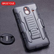Armor Case For Nokia Lumia 640 XL Case Anti-knock Phone Cover For Nokia Lumia 640XL PC Cover For Microsoft Lumia 640 XL Case