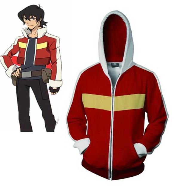 Costumebuy Voltron Legendary Defender Pidge Sweatershirt Anime