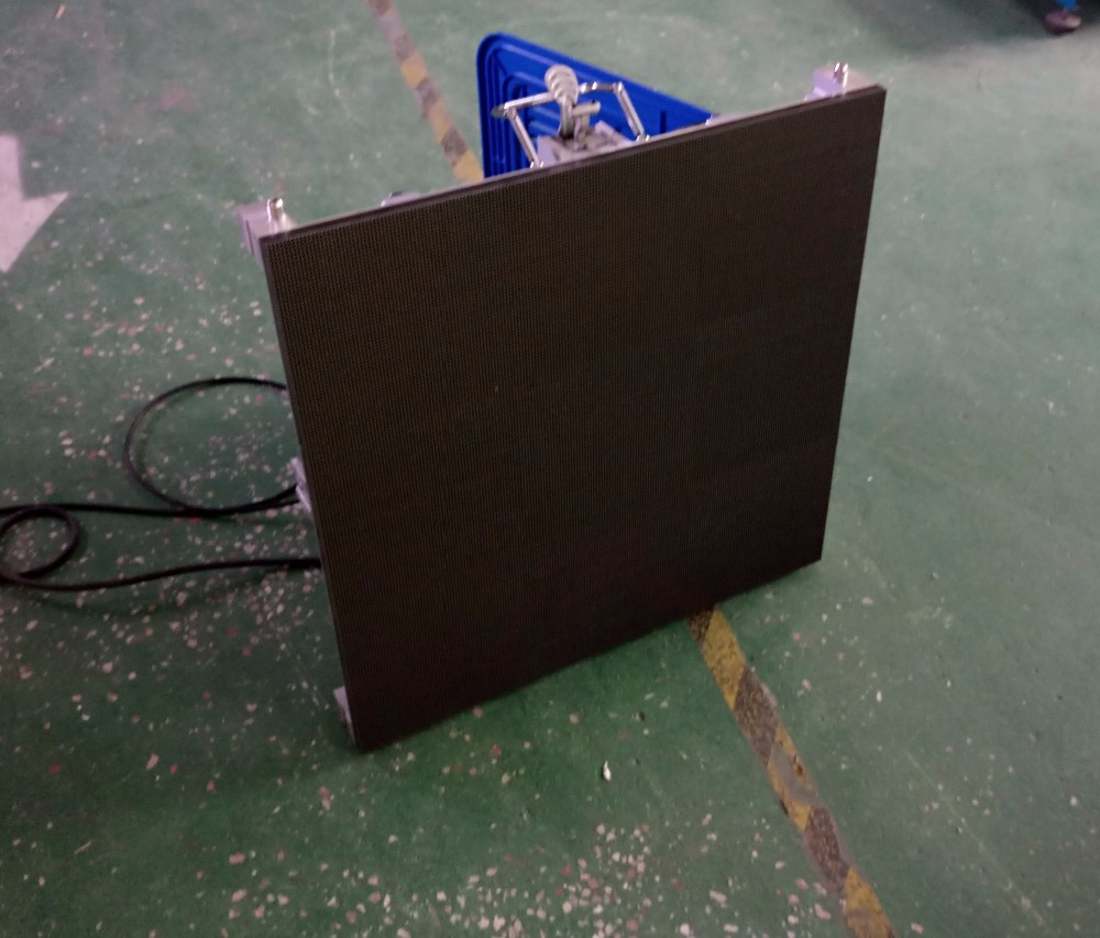 Die-cast Aluminum Rental LED Display/LED Stage Screen  P4 indoor LED display panel