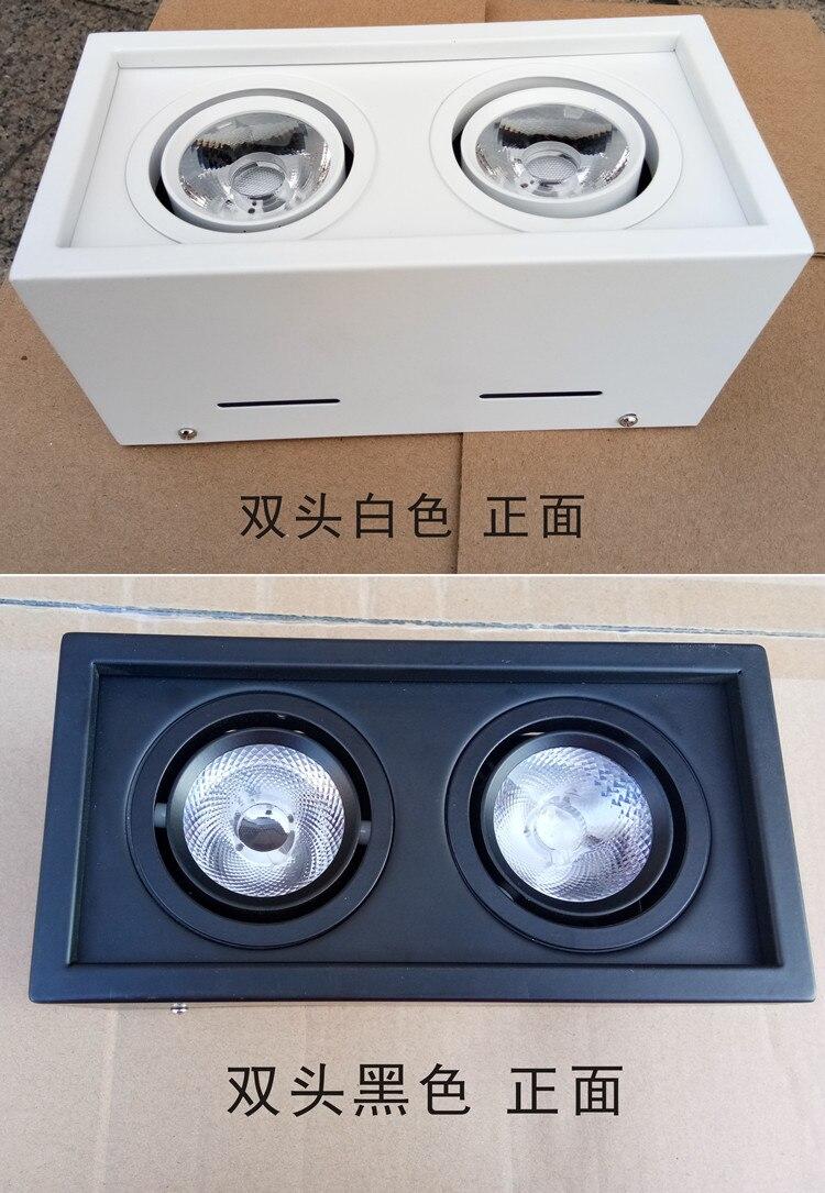 lampada de iluminacao com motorista w 10 w teto lampada 03