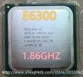 Intel Core 2 Duo E6300 CPU Процессор 1.86 ГГц/2 М/1066 ГГц Socket 775 SL9SA scrattered штук работает 100% Бесплатно доставка)