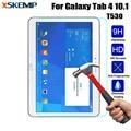 Защитная пленка XSKEMP HD для планшетов Samsung Galaxy Tab 4  10 1 дюйма  закаленное стекло 9 H  твердость