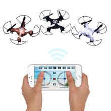 Mini Drone With Camera Wifi HD FPV Quadcopter Mini-drone For Kids Flying RC Drone LED Flashing racing Dron For Gift Dwi X3