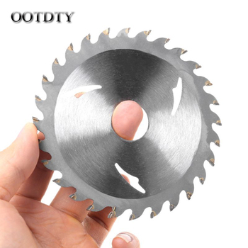 OOTDTY 105mm Circular Saw Blade Disc Wood Cutting Tool Bore Diameter 20mm For Rotary Tool Woodworking tool tool lateralus 2 lp picture disc