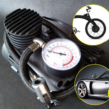 300PSI 12V Mini Air Compressor Auto Car Electric Tire Air Inflator Pump CSL2018