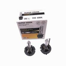 2X xenon headlight bulb D1 D2 D3 D4 D2R D4R D1S D2S D3S D4S headlamp light For Audi Nissan Mazda Benz bmw Mitsubishi Peugeot