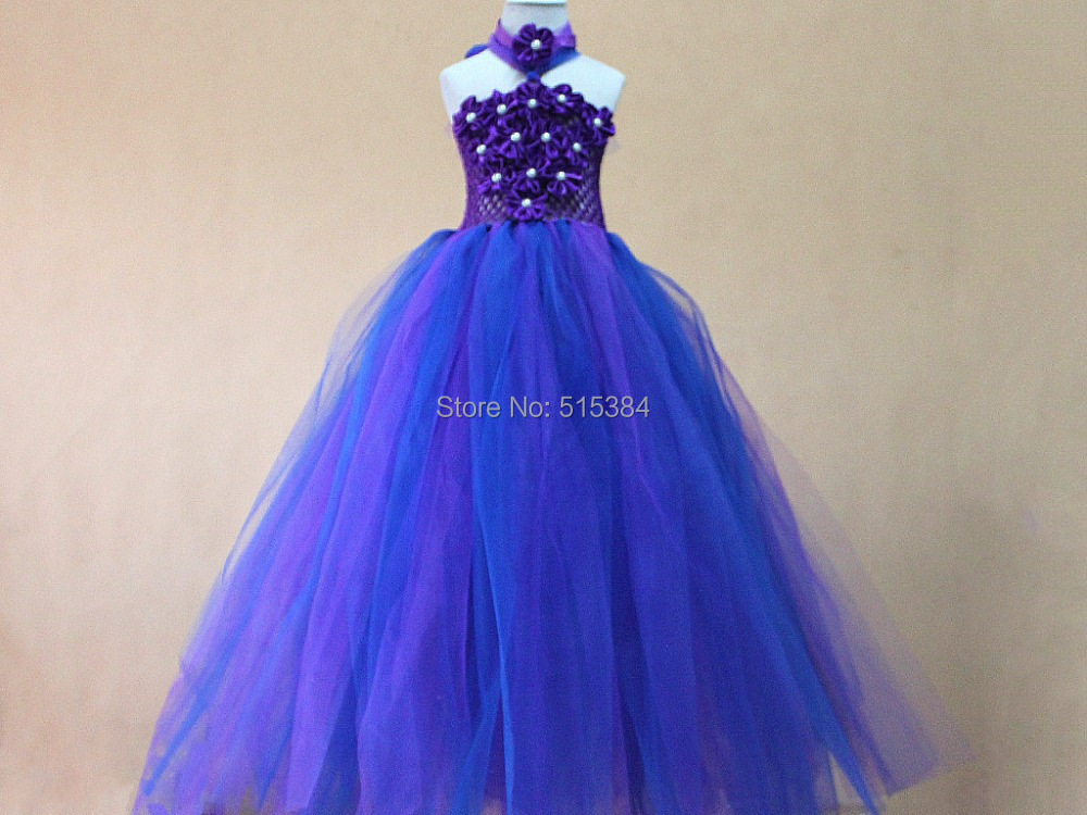 Popular Purple Toddler Flower Girl Dresses-Buy Cheap Purple ...