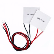 1PCS TEC1-12706 12v 6A TEC Thermoelectric Cooler Peltier tec1-12706