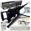 Alta qualidade a nova simulação metralhadora rajadas de bala água modelo militar arma crianças armas de brinquedo WJ089