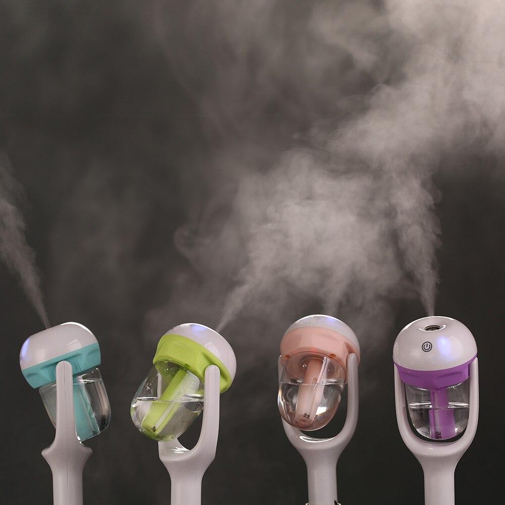 12 V Araba Buhar Nemlendirici Hava Temizleme Aroma Difüzör Uçucu yağ difüzörü Aromaterapi Mist Maker Sisleyici A-A100