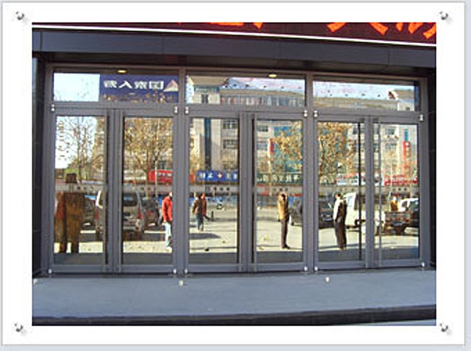 Aluminum Alloy Profile Glass Door For Store Front French Door MS 1203 In  Doors From Home Improvement On Aliexpress.com | Alibaba Group