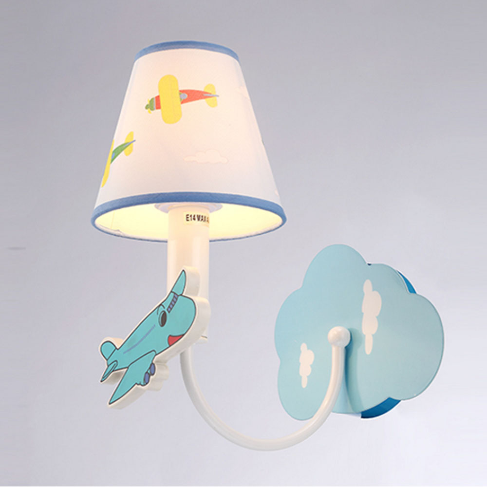 HGHomeart  Cartoon Night Light LED Night Light Attic Lighting Decoration Boy Girl House Bedside Lamp Reading Learning Wall Lamp colorful waterdrop cartoon ombre led night light