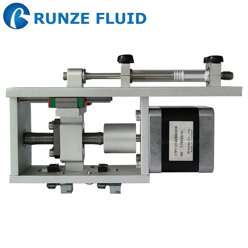 Customized Industrial Syringe Pump for Microliter Liquid Injection