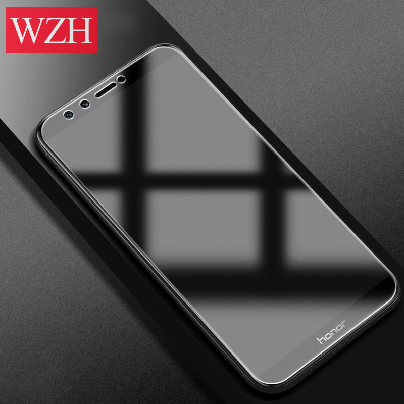 WZH <font><b>Glass</b></font> For <font><b>Huawei</b></font> P8 P9 P10 P20 Lite 2017 Screen Protector for <font><b>Honor</b></font> <font><b>5C</b></font> 6A 7 8 Tempered <font><b>Glass</b></font> Protective <font><b>glass</b></font> Cover Film image