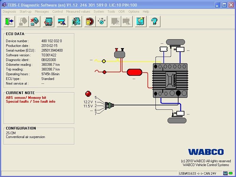 wabco vcs ii wiring diagram 8 1 stefvandenheuvel nl u2022 rh 8 1  stefvandenheuvel nl semi trailer wiring diagram basic tractor wiring diagram