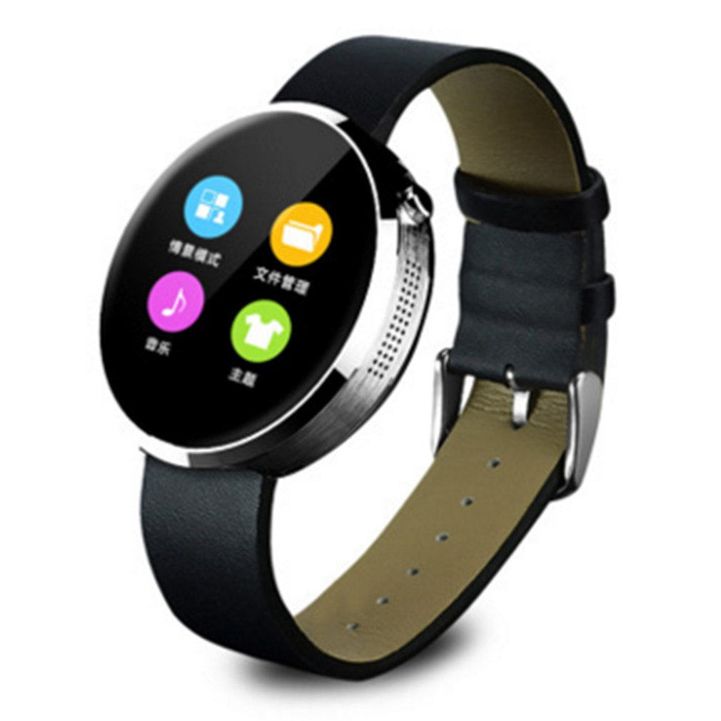Christmas Gift DM360 Bluetooth Waterproof Smart Watch Heart Rate Monitor Fitness Tracker for IOS Round Screen Smart Watch MenChristmas Gift DM360 Bluetooth Waterproof Smart Watch Heart Rate Monitor Fitness Tracker for IOS Round Screen Smart Watch Men